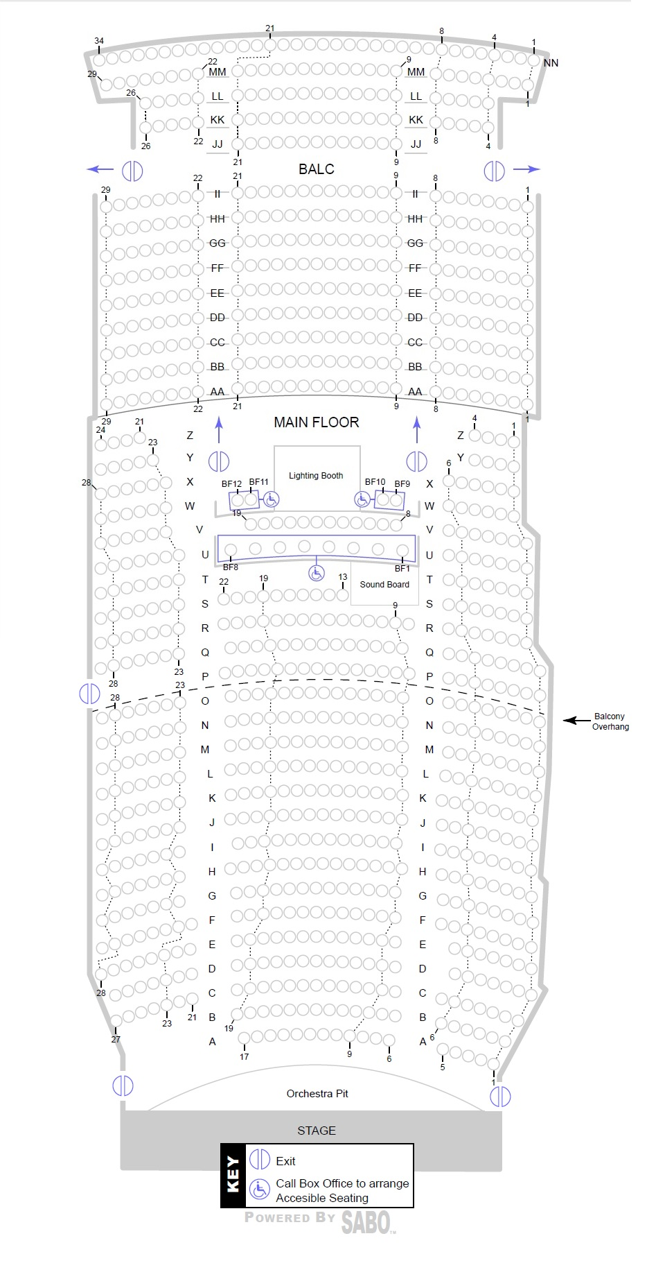 Black Box Theatre Diagram Ucf Seating Charts Holy Heart Theatreholy